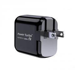 Зарядное устройство Wiwu Power Turbo Dual...