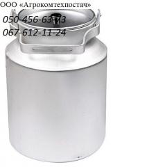 Can dairy aluminum