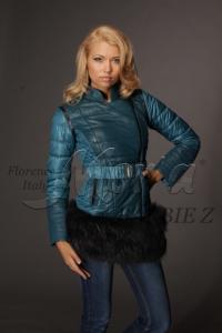 Куртки женские из натуральной кожи, женская