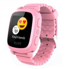 Детские смарт-часы Elari KidPhone 2 Pink с...