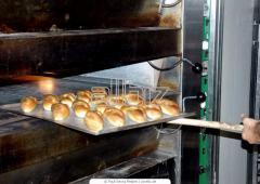 Equipment for baking of bread. hlebopekarsky