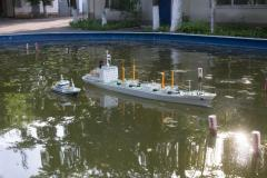 Models and models of the ships – production to
