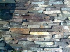 Finishing stone of all forms and sizes; basalt,