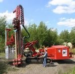 Drilling rigs (boring)