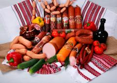 Ексклюзивні м'ясо-ковбасні вироби