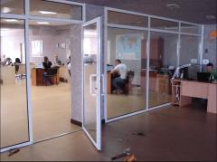 Двери, металопластиковые двери