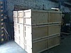Wooden packing, plywood packing