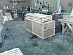 Boxes from plywood