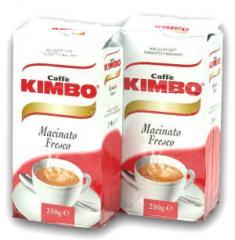 Кофе kimbo, lavazza, kosè