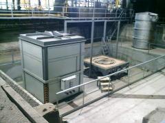 Electric furnace kolpakovy SGZ-16.30/7