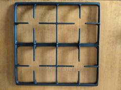 Grids for gas stove plates