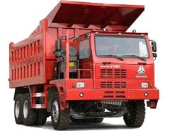 HOWO 70 dump truck