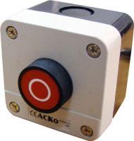 Light-signal armature