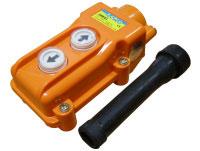 Пост тельферный (АсКО-СОВ61) 2-кнопочный