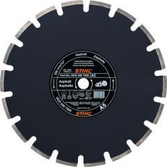 Алмазный отрезной диск по асфальту STIHL А80 D400