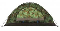 Палатка туристическая четырехместная Stenson