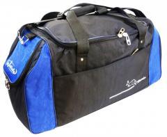 Спортивная сумка 59 л Wallaby 447-3 черный с...