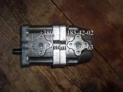 Насос НШ-10-10 правое/левое вращение