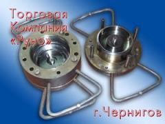 Compression molds for molding under pressure and