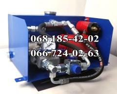Компактная маслостанция 2, 2 кВт на...