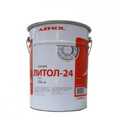 Смазка AZMOL Литол-24 ГОСТ 21150-87 (банка 1