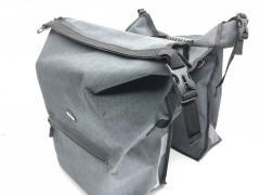 Велосумка штаны, на багажник 35 * 30 * 13 см