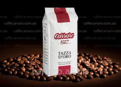 Tazza D'oro coffee beans