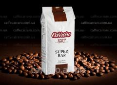 Super Bar coffee beans