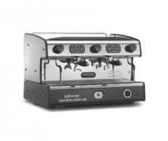 The professional La Spaziale coffee machine -