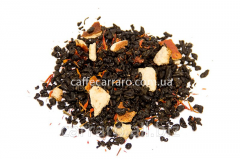 Nonfermented Ceylon tea with natural extract of