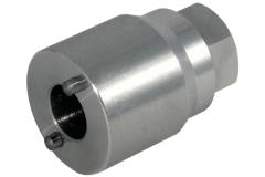 Tool; hot gas valve