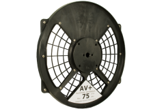 Air ex. Module; front; 75 CMH