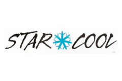 Decal; Star Cool