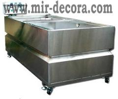 The equipment for akvapechata mini Decor-500,