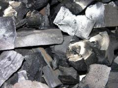 Coal from wood, Ukraine