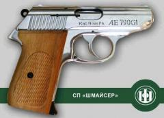 Gun AE 790G1 (five-charging, caliber of 9 mm)