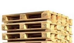 Cargo pallets, Zhytomyr