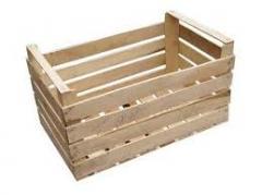Коробчатой формы ящики-поддоны
