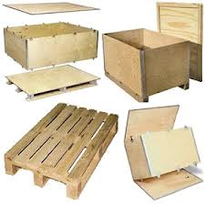 Ящики-Піддони коробчатие дерев'яні