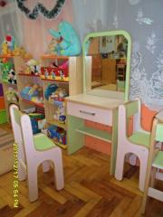 Мебель для детского сада, куплю мебель для
