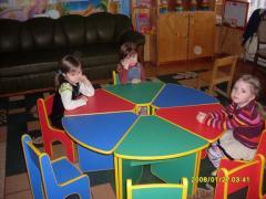 Мебель для детских садов оптом, мебель для групп
