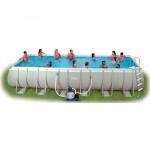 Бассейн каркасный Intex 54988 Ultra Frame Pool (