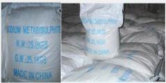 Lviv sodium metabisulphite
