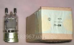 ГУ-81 и ГУ-81М Ториевая лампа