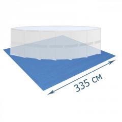 Підстилка для басейну Bestway 58001, 335 х 335 см,