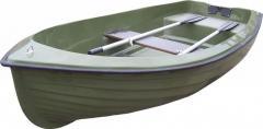 Стеклопластиковая лодка Sea Lark 280