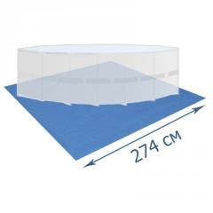Підстилка для басейну Bestway 58000, 274 х 274 см,