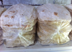 Pita bread for sandwiches