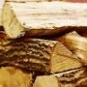 Firewood chipped (oak, ash-tree)