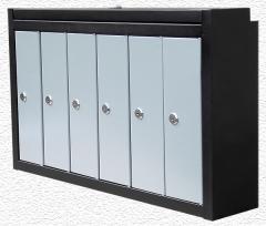 Box post multisection YaP-04G, YaP-05G, YaP-06G,